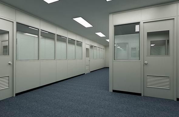 办公高隔间的安装的方法?