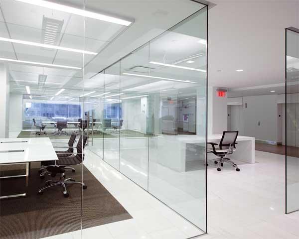 玻璃隔墙系统