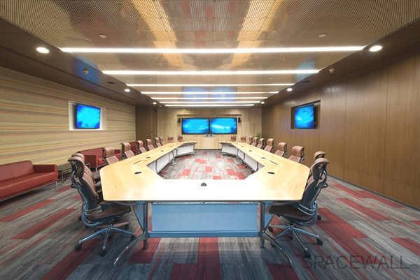 玻璃隔断办公设计欣赏,玻璃隔墙设计图,玻璃隔断效果图
