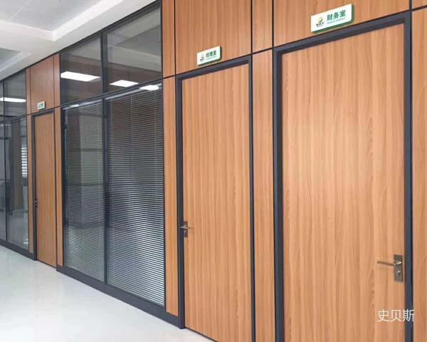 铝边框木门